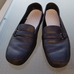 Charcoal Grey loafers